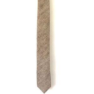 Casual Beige Tie